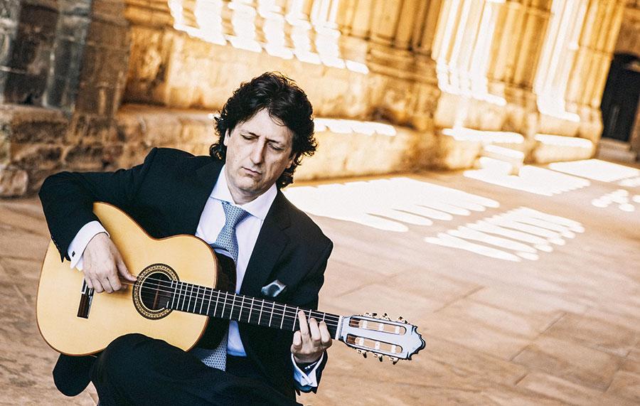Ispaniška vasaros naktis su gitaros virtuozu Juan Manuel Canizares (PAPILDOMAS KONCERTAS)