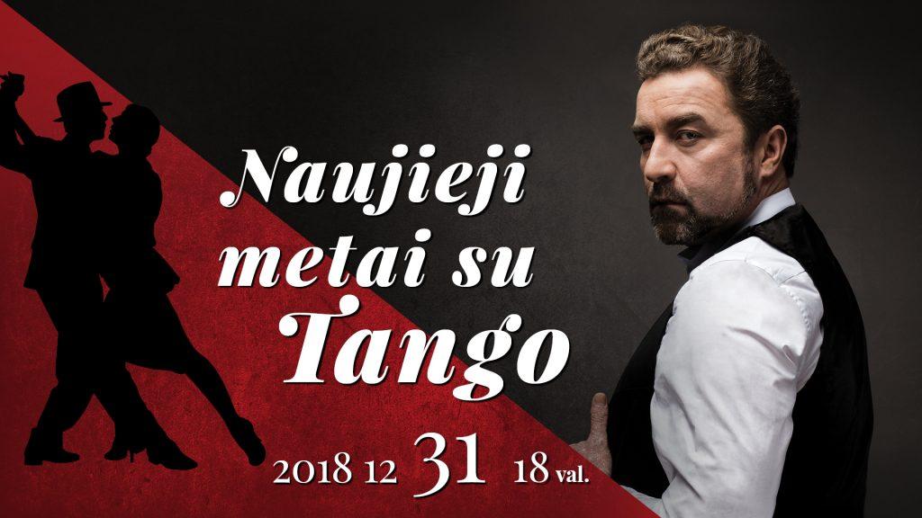 Naujieji metai su tango: Naujųjų metų sutikimo šventė paliesiaus dvare